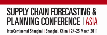 IBF's Supply Chain Forecasting & Planning Conference: Asia