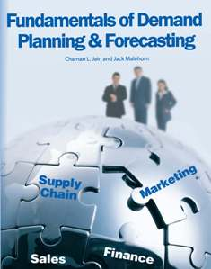 Fundamentals of Demand Planning & Forecasting Book