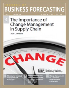 The Importance of Change Management in the Supply Chain