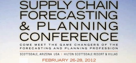 IBF's Supply Chain Forecasting & Planning Conference