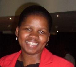 Simphiwe Mbonami